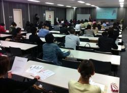 出版記念セミナー(東京)